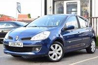 2006 RENAULT CLIO 1.6 PRIVILEGE 16V 5d 111 BHP £2995.00