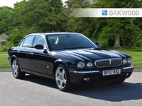 2007 JAGUAR XJ 2.7 TDVI EXECUTIVE 4d AUTO 206 BHP £5995.00