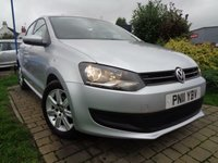 USED 2011 11 VOLKSWAGEN POLO 1.2 SE 5d 60 BHP **Low Mileage Full VW Service History 7 Services Provided With 12 Months Mot**