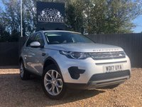 2017 LAND ROVER DISCOVERY SPORT 2.0 TD4 SE 5dr 7 SEATS £26999.00