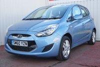 2011 HYUNDAI IX20 1.4 ACTIVE 5d 89 BHP £5495.00