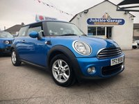 2011 MINI HATCH ONE 1.6 ONE D PIMLICO 3d 89 BHP £SOLD