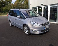 USED 2014 14 FORD GALAXY 2.0 TDCI TITANIUM AUTOMATIC 140 BHP THIS VEHICLE IS AT SITE 2 - TO VIEW CALL US ON 01903 323333