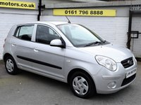 USED 2010 60 KIA PICANTO 1.0 1 5d 61 BHP * FREE DELIVERY AND WARRANTY *