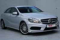 USED 2014 64 MERCEDES-BENZ A CLASS 1.8 A200 CDI BLUEEFFICIENCY AMG SPORT 5d AUTO 136 BHP FULL MERC SERVICE HISTORY