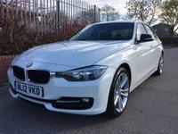2012 BMW 3 SERIES 2.0 320D SPORT 4d 184 BHP £10990.00
