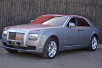 USED 2011 ROLLS-ROYCE GHOST 6.6 V12 4d AUTO 564 BHP Full Service History