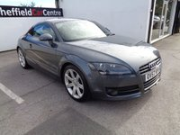 USED 2007 57 AUDI TT 2.0 TFSI 3d 200 BHP £149 A MONTH FULL SERVICE HISTORY  HALF LEATHER CAM BELT CHANGED JUNE 2015 SUPPLIED WITH FULL MOT FANTASTIC LOOKS AND PERFORMANCE