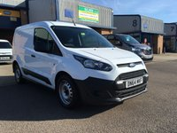 2014 FORD TRANSIT CONNECT 1.6 200 P/V 1d 94 BHP £7595.00