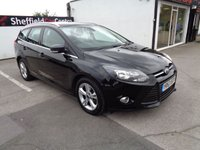 USED 2013 63 FORD FOCUS 1.6 ZETEC TDCI 5d 113 BHP £125 A MONTH FULL SERVICE HISTORY ALLOYS £ 20 ROAD TAX IDEAL ALL PURPOSE VEHICLE DIESEL ECONOMY MOT 27/07/2019