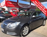 2009 VAUXHALL INSIGNIA 2.0 SE CDTI 130 BHP *ONLY 81,000 MILES* £3695.00