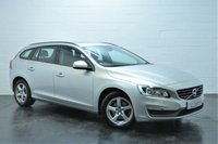 USED 2014 64 VOLVO V60 2.0 D4 BUSINESS EDITION 5d AUTO 178 BHP 1 OWNER + FULL VOLVO MAIN DEALER SERVICE HISTORY