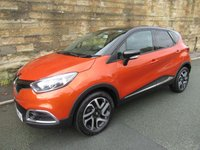 USED 2015 15 RENAULT CAPTUR 0.9 DYNAMIQUE S MEDIANAV ENERGY TCE S/S 5d 90 BHP