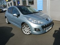 USED 2011 61 PEUGEOT 207 1.6 HDI ALLURE 5d 92 BHP