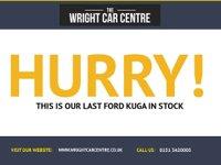 USED 2013 13 FORD KUGA 2.0 TITANIUM X TDCI 5d AUTO 160 BHP