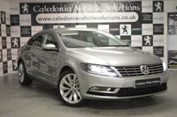 USED 2015 65 VOLKSWAGEN CC 2.0 GT TDI BLUEMOTION TECHNOLOGY DSG 4d AUTO 138 BHP