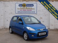 USED 2008 58 HYUNDAI I10 1.2 COMFORT 5d 77 BHP All Hyundai History Air Con Buy Now, Pay in 2 Months!
