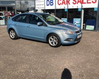 2009 FORD FOCUS 1.6 ECONETIC TDCI 5d 90 BHP £1995.00
