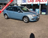 2009 FORD FOCUS 1.6 ECONETIC TDCI 5d 90 BHP £2495.00