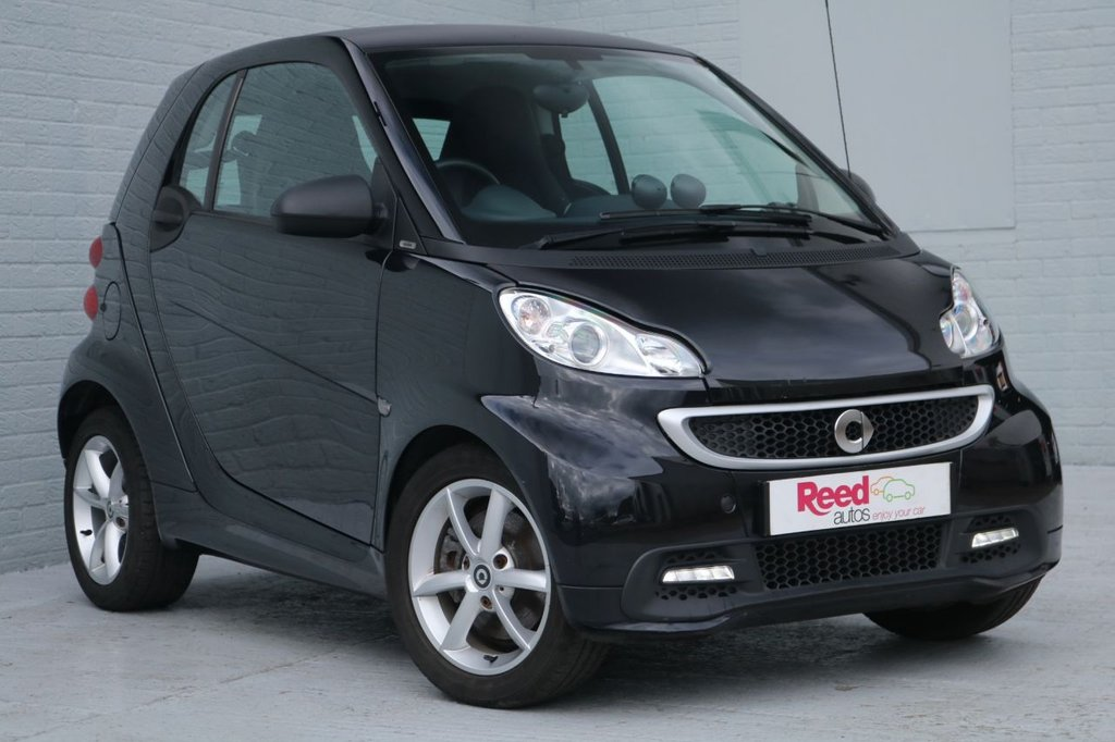 USED 2014 14 SMART FORTWO 1.0 EDITION 21 MHD 2d AUTO 71 BHP LOW MILES + FREE TAX