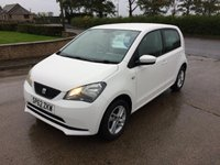 2012 SEAT MII 1.0 SE 5d 59 BHP £3695.00