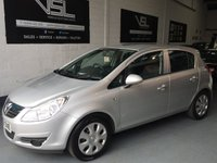 2009 VAUXHALL CORSA 1.4 CLUB A/C 16V 5d AUTO 90 BHP £3495.00