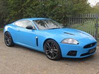 2006 JAGUAR XK 4.2 SUPERCHARDED XKR 2d AUTO - FRENCH RACING BLUE ( XK RS LOOKS ) £15995.00