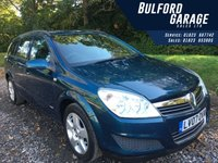USED 2007 07 VAUXHALL ASTRA 1.6 CLUB 5d 115 BHP