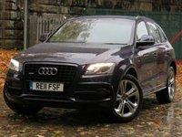 2011 AUDI Q5 3.0 TDI QUATTRO S LINE SPECIAL EDITION 5d AUTO 240 BHP £17477.00