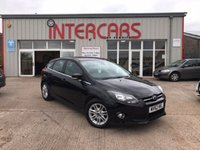 USED 2012 62 FORD FOCUS 1.0 TITANIUM 5d 124 BHP STUNNING CAR
