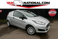 2015 FORD FIESTA 1.5  TDCI  75 BHP (SAT NAV AIR CON LOW MILES) £7490.00