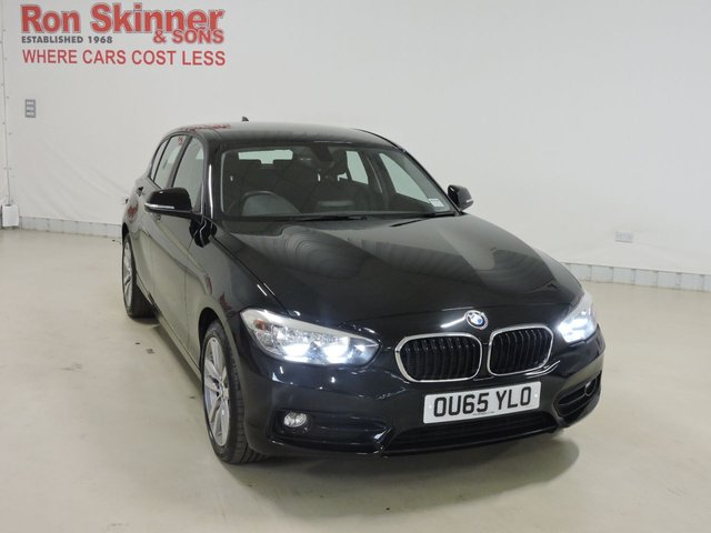 View our 2015 65 BMW 1 SERIES 1.5 118I SPORT 5d 134 BHP