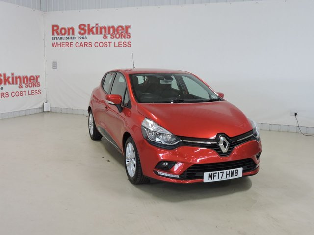 View our 2017 17 RENAULT CLIO 1.5 DYNAMIQUE NAV DCI 5d 89 BHP
