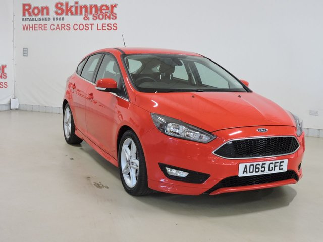 View our 2016 65 FORD FOCUS (16) 1.5 ZETEC S TDCI 5d 118 BHP