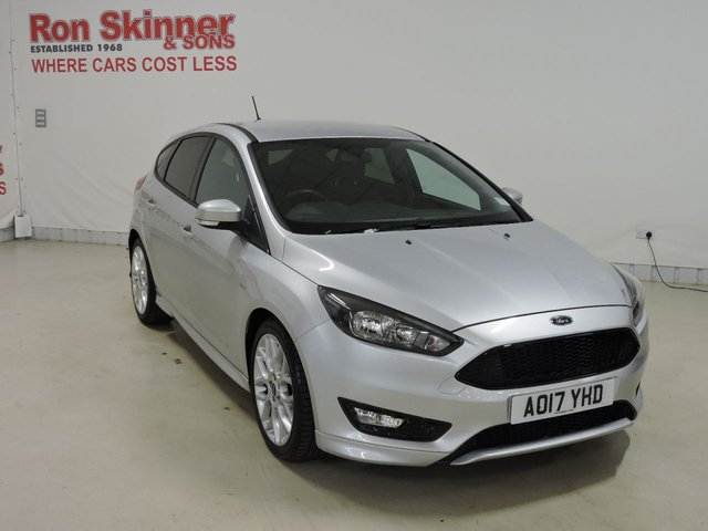View our 2017 17 FORD FOCUS 1.5 ST-LINE TDCI 5d 118 BHP