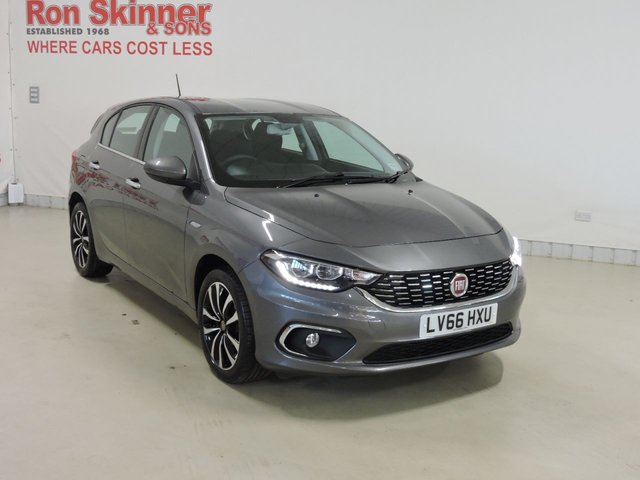 View our 2016 66 FIAT TIPO (97) 1.4 T-JET LOUNGE 5d 118 BHP