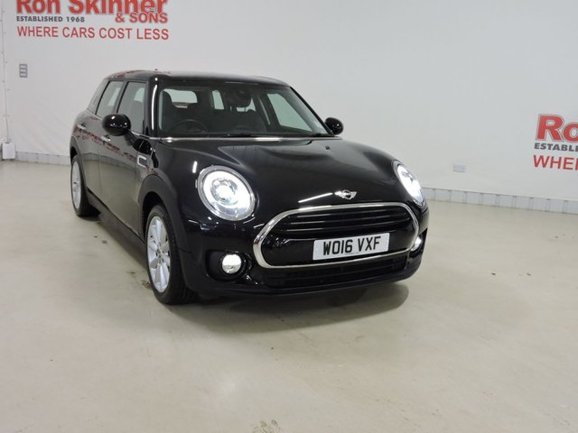 View our 2016 16 MINI CLUBMAN 1.5 COOPER 5d 134 BHP