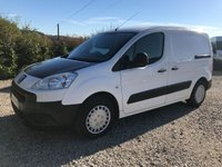 USED 2009 09 PEUGEOT PARTNER 1.6 HDI S L1 90PS **NO VAT**