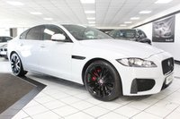 USED 2016 16 JAGUAR XF 3.0 V6 S AUTO 300 BHP IN CONTROL PRO PAN ROOF 20'S