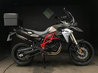 2017 BMW F800GS 2017. ONLY 802 MILES. ESA. ASC. ABS. MODES. SERVICED. 1 OWNER £7990.00