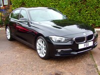 2012 BMW 3 SERIES 2.0 320D LUXURY 4d 184 BHP £9975.00