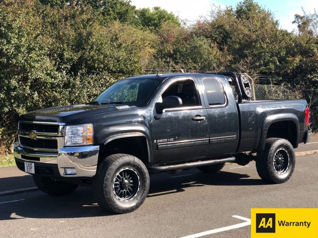 View our CHEVROLET SILVERADO