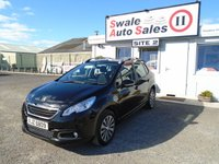 USED 2015 PEUGEOT 2008 1.6 E-HDI ACTIVE FAP AUTO 92 BHP £44 PER WEEK, NO DEPOSIT - SEE FINANCE LINK