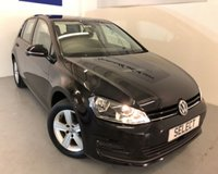2015 VOLKSWAGEN GOLF 1.6 MATCH TDI BLUEMOTION TECHNOLOGY 5d 109 BHP £11999.00