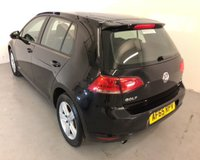USED 2015 65 VOLKSWAGEN GOLF 1.6 MATCH TDI BLUEMOTION TECHNOLOGY 5d 109 BHP Superb LOW MILEAGE 22,000 mile example -Cruise,Blue tooth,alloys,park sensors,DAB-1 prev owner with FSH -Nil road tax-must be viewed