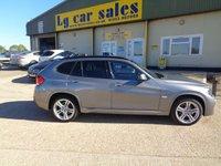 USED 2012 61 BMW X1 2.0 XDRIVE20D M SPORT 5d AUTO 174 BHP