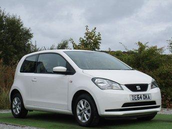 2014 SEAT MII 1.0 TOCA 3d 59 BHP £4990.00