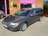 2005 VOLVO V70 2.5 T AWD 5d AUTO 210 BHP £7000.00
