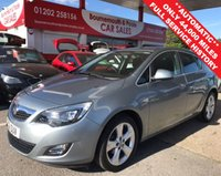 2011 VAUXHALL ASTRA 1.6 SRI 5d AUTO 113 BHP *ONLY 44,000 MILES* £5495.00