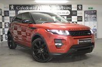 USED 2014 63 LAND ROVER RANGE ROVER EVOQUE 2.2 SD4 DYNAMIC 5d 190 BHP ONE FORMER KEEPER with FULL SERVICE HISTORY & 12 MONTHS MOT